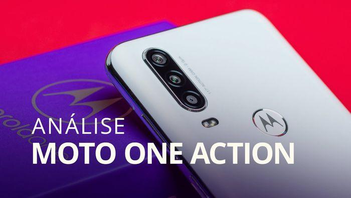 Moto One Action: a GoPro da Motorola? [Análise/Review]