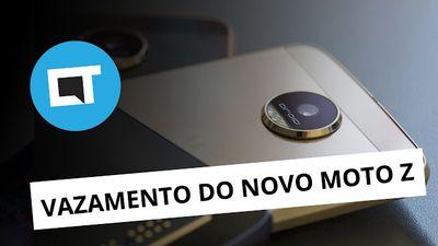 Moto Z 2017: vazam especificações do novo smartphone [Plantão CT]