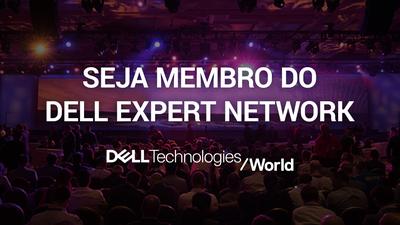Seja um membro do Dell Expert Network