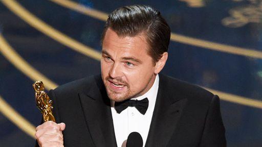 Leonardo DiCaprio se inscreveu na viagem à Marte de Elon Musk
