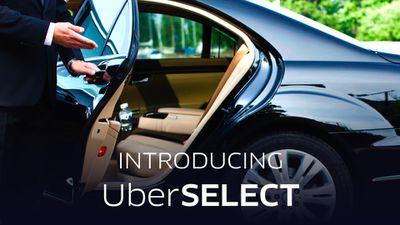 Uber libera nova categoria de carros no Brasil