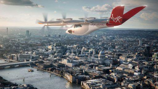 Carro voador elétrico concorrente da Embraer recebe encomenda bilionária nos EUA