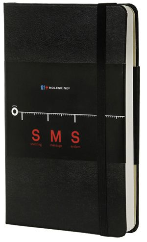 The Moleskine Shooting Message System