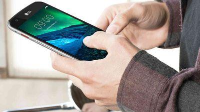 LG anuncia X venture, aparelho resistente e com tecla de atalho