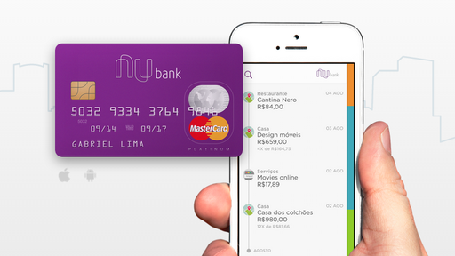 Nubank começa a expandir contas de pessoa jurídica para seus clientes