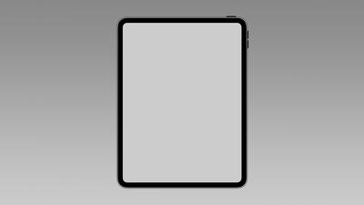Nova imagem sugere que próximo iPad Pro de fato não terá botão Home