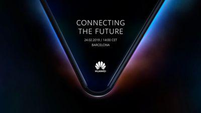 Huawei confirma apresentação de smartphone dobrável 5G no MWC 2019