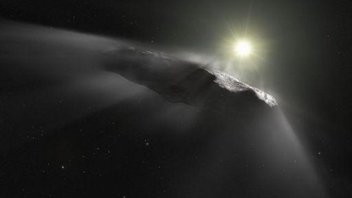 Com que frequência o Sistema Solar recebe a visita de objetos interestelares?