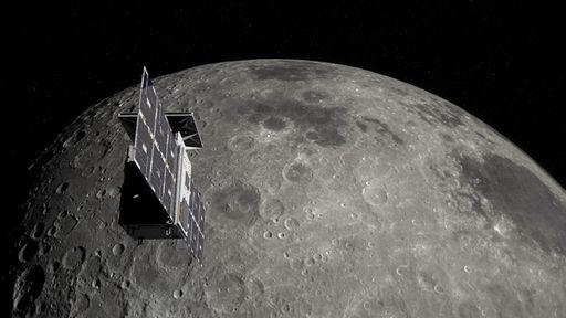 Lançamento deste satélite do tamanho de um micro-ondas rumo à Lua é adiado