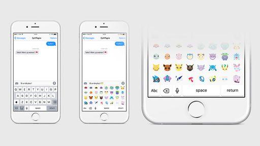 Conheça Pokemoji, o teclado com emoji de Pokémons