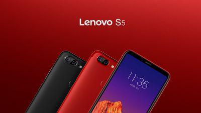 Lenovo lança o S5, seu primeiro smartphone com segurança baseada em blockchain