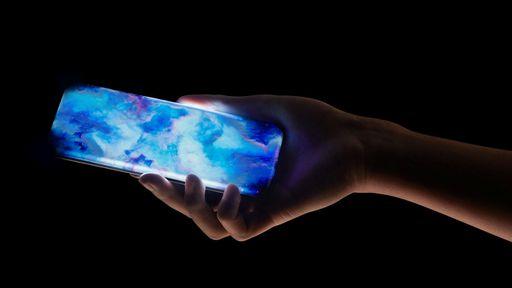 """Xiaomi revela conceito de celular com quatro bordas curvadas estilo """"cachoeira"""""""