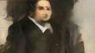 Retrato pintado por Inteligência Artificial arremata US$ 432 mil em leilão