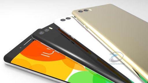 Xiaomi Mi Note 2 pode ser lançado em novembro