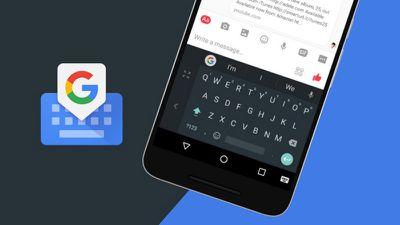 Teclado Gboard, da Google, traz feedback tátil para iPhones em atualização