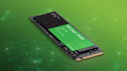 Western Digital lança seu primeiro SSD com tecnologia NVMe para uso doméstico