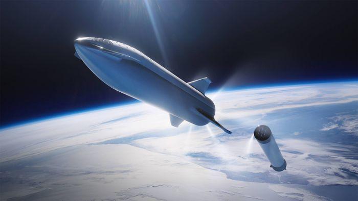 Cada voo do Starship a Marte pode custar US$ 2 milhões, diz SpaceX
