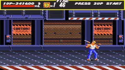 """""""Streets of Rage"""" chega ao catálogo Sega Forever com opção multiplayer"""