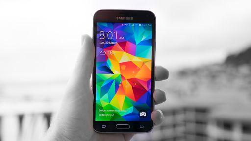 Galaxy S5 com 'Android Puro' aparece em fotos na internet