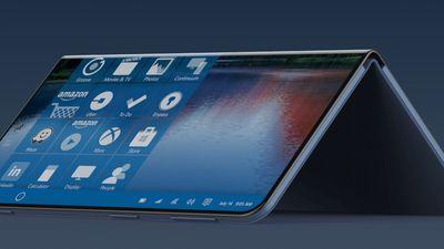 O que os rumores dizem sobre o Microsoft Andromeda, tablet dobrável da gigante?