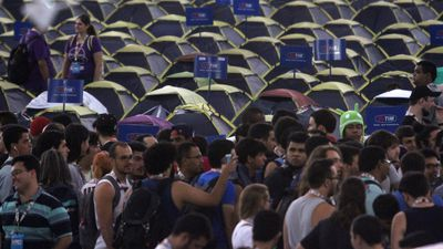 Black Friday da Campus Party oferece desconto nos ingressos e camping