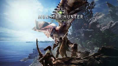 Monster Hunter World se torna o game mais vendido da história da Capcom