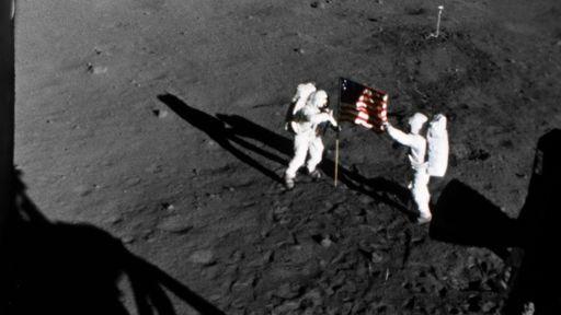 Google lança doodle em comemoração aos 50 anos da chegada do homem à Lua