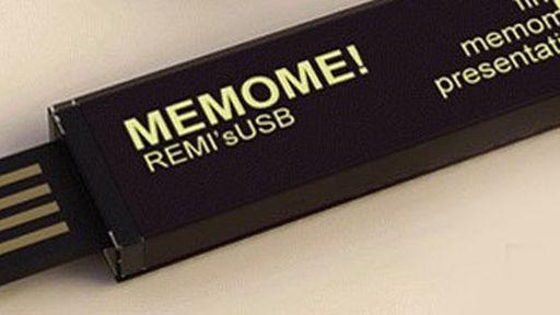 Memome: uma mistura de pendrive com bloquinho de lembretes