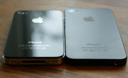 Protótipo iPhone 5 novas imagens parte inferior