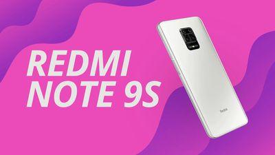 CHEGOU! Redmi Note 9S, o NOVO queridinho dos brasileiros? [Unboxing]