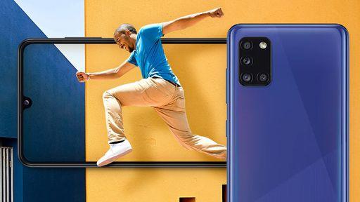 Galaxy A32 deve ser mais um celular 5G barato da Samsung