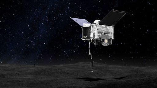 Os desafios da OSIRIS-REx e por que é tão difícil coletar amostras de asteroides