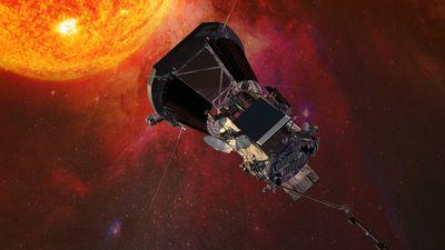 Sonda Parker, da NASA, registra imagem Terra em meio às estrelas