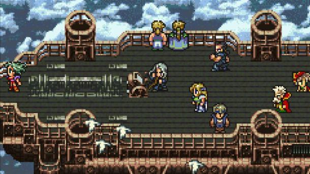 Super Nintendo Clássicos