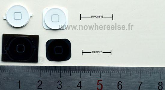 Botão Home iPhone 5