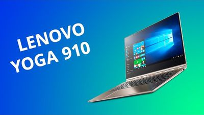 Notebook Lenovo Yoga 910 [Análise / Review]