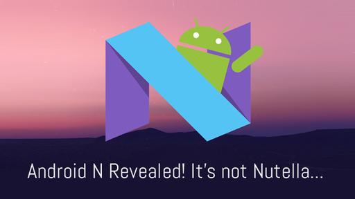 Confira quais aparelhos deverão receber o Android 7.0 Nougat
