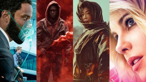 Os 10 filmes mais assistidos da semana (31/07/2021)
