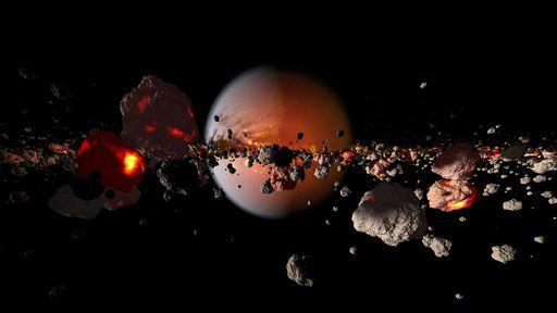 Encontrados metais em crateras da Lua que podem dar pistas sobre sua formação