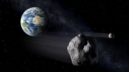 """Afinal, o que define um objeto espacial como """"próximo"""" da Terra?"""