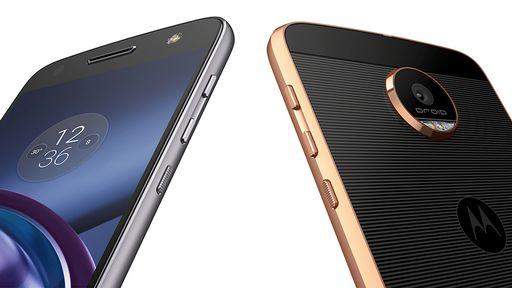 Motorola Moto Z Play deverá contar com entrada 3,5 mm para fones de ouvido