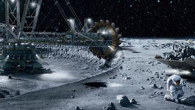 O primeiro trilionário do mundo pode fazer sua fortuna minerando asteroides