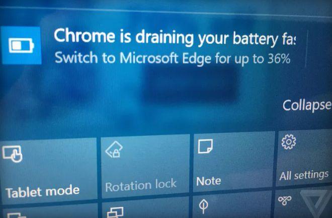 Windows 10 bateria