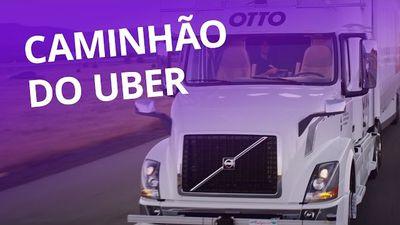 Caminhão sem motoristas do Uber faz entrega de cerveja nos EUA [CT Inovação]