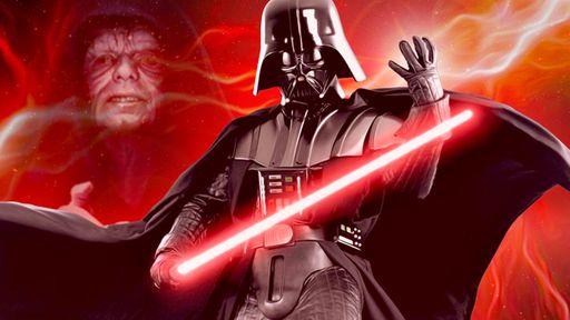 Você sabia que Darth Vader possui um devastador Relâmpago da Força?