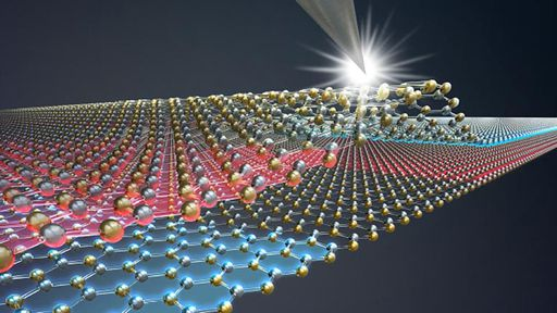 Dispositivo com apenas 2 átomos de espessura pode adiar o fim da Lei de Moore