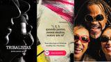 App do Facebook lança plataforma de músicas estreando com Tribalistas
