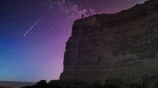 Vídeo da NASA mostra a beleza da chuva de meteoros Perseidas; assista!