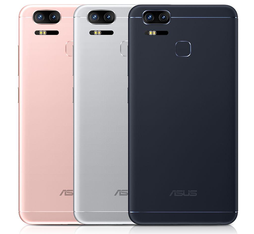 Zenfone Zoom S disponível em 3 cores