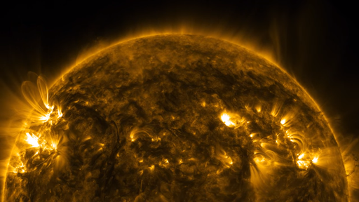 Nosso Sol se transformará em uma bola de cristal daqui a 10 bilhões de anos